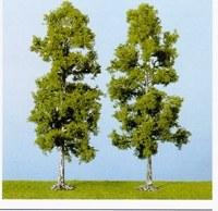 Birch Trees 18cm 2pcs - 8-1920