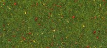 Grassmat 100x200 Flor/Green