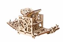 Dice Keeper Mechanical Model