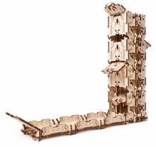 Modular Dice Tower Mechanical Model