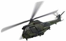 1:72 Scale Westland Puma HC.1 XW220 No.72 Squadron Aldergrove 1997 - AA27005