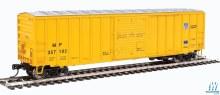 HO Gauge 50' ACF Exterior-Post Boxcar Missouri Pacific/Union Pacific #357102 - 910-2185