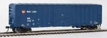HO Gauge 50' ACF Exterior-Post Boxcar Montana Rail Link #21209 - 910-2187