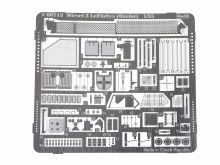 1:35 Scale Photo Etch for 03089 (Wiesel) - 00713