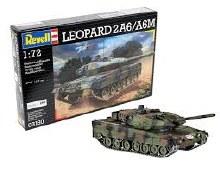 1:72 Scale Leopard 2 A6/A6M - 03180