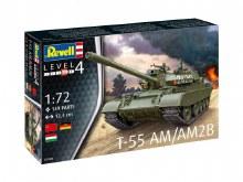 1:72 Scale T-55AM/T-55AM2B - 03306