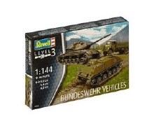 1:144 Scale Bundeswehr Vehicles - 03351