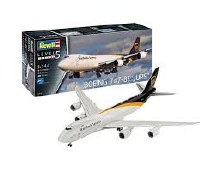 1:144 Scale Boeing 747-8F UPS - 03912