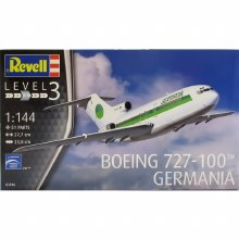 1:144 Scale Boeing 727-100 Germania - 03946