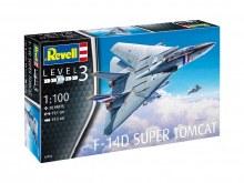 1:100 Scale F-14D Super Tomcat - 03950