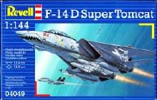 1:144 Scale F-14 D Super Tomcat - 04049