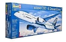 1:144 Scale Boeing 787-8 'Dreamliner' - 04261