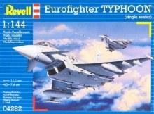 1:144 Scale Eurofighter Typhoon (Single Seater) - 04282