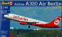 1:144 Scale Airbus A320 Air Berlin - 04861