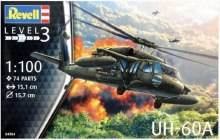 1:100 Scale UH-60A - 04984