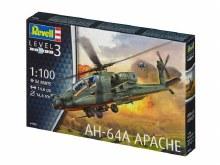 1:100 Scale AH-64A Apache - 04985