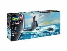 1:144 Scale Submarine CLASS 214 - 05153