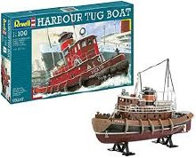 1:108 Scale Harbour Tug Boat - 05207