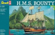 1:110 Scale H.M.S. Bounty - 05404