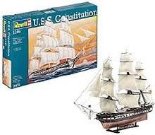 1:146 Scale USS Constitution - 5472