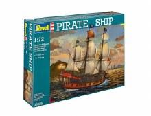 1:72 Scale Pirate Ship - 05605