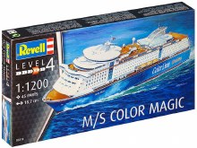 1:1200 Scale M/S Colour Magic - 05818