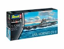1:1200 Scale USS Hornet CV-8 - 05823