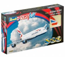 1:288 Scale Airbus A380 British Airways Easy Kit - 06599