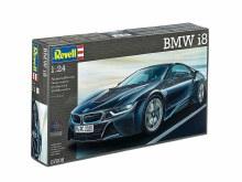 1:24 Scale BMW i8 - 07008