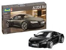 1:24 Scale Audi R8 Black - 07057