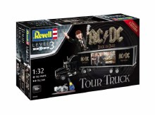 1:32 Scale AC/DC Rock Or Bust Tour Truck Set - 07453