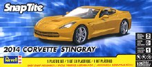 1:25 Scale 2014 Corvette Stingray Snap Tite Kit - 11982
