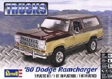 1:24 Scale 1980 Dodge Ramcharger - 14372