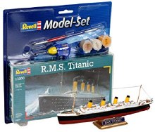 1:1200 Scale R.M.S. Titanic Set - 65182