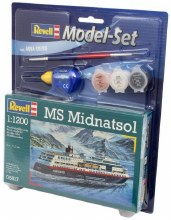 1:1200 Scale MS Midnatsol Set - 65817