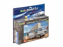 1:25 Scale Volkswagen T3 Camper Set - 67344
