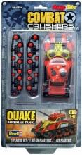 1:48 Scale Quake Sherman Tank Snap Tite Kit - 85-1754