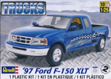 1:25 Scale '97 Ford F-150 XLT - 85-7215