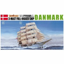 1:350 Scale Danmark - 004260