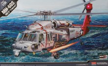 1:35 Scale US Navy MH-60S HSC-9 Tridents - 12120