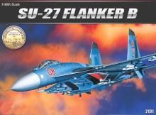 1:48 Scale SU-27 Flanker B - 12270