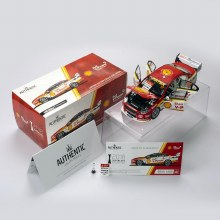 1:18 Scale 2018 Championship Winner, Shell V-Power #17, Ford FGX Falcon, McLaughlin - ACD18F18CW