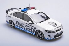 1:18 Scale FPV FG GT R-Spec NSW Highway Patrol - AR80612