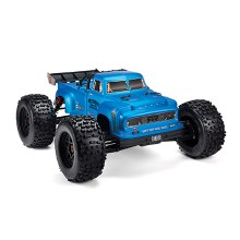 1:8 Notorious 6S 4WD BLX Stunt Truck BLUE - 106044T2