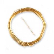 Brass Wire 1mm x 3m - 8627