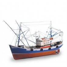 1:40 Scale Carmen II Atunero-Tuna Fishing Boat - 18030