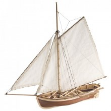 1:25 Scale H.M.S. Bounty's Jolly Boat - 19004