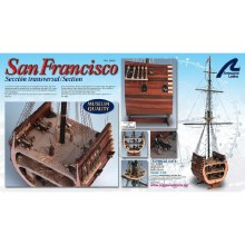 1:50 Scale San Francisco Cross Section - 20403