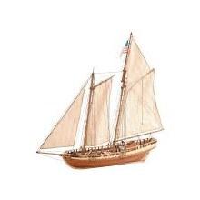 1:41 Scale Virginia Schooner - 22135