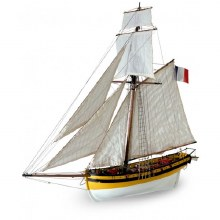 1:50 Scale Le Renard - 22401